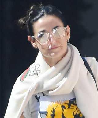 Demi Moore Roars in Head-to-Toe Gucci in L.A.