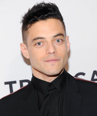 Rami Malek Looks So Much Like Freddie Mercury in a New Shirtless Set Photo