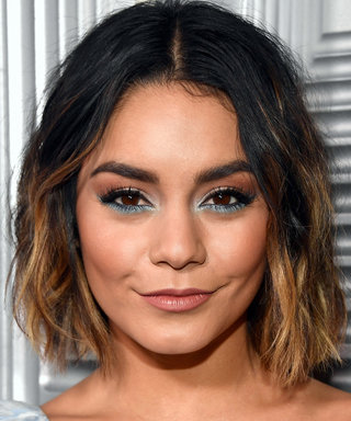Daily Beauty Buzz: Vanessa Hudgens's Pastel Blue Eyeliner