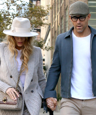 Blake Lively and Ryan Reynolds Went on a Date Dressed in Shades of Beige