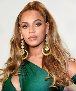 Daily Beauty Buzz: Beyonce's Rose Gold Eyeshadow
