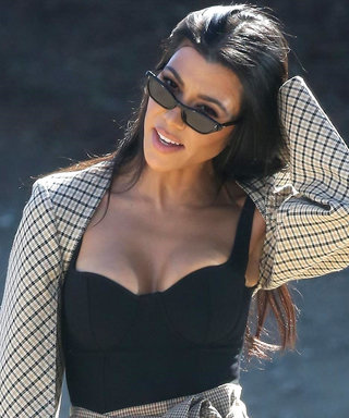 Copy Kourtney Kardashian's Winning Fall StyleWith These Affordable Deals