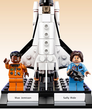 "Lego Is Celebrating Female Scientists with a New ""Women of NASA"" Set"