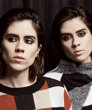 Tegan and Sara Just Dropped an Album With Sara Bareilles, Ryan Adams, and Cyndi Lauper