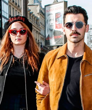 Newly Engaged Sophie Turner and Joe Jonas Look So in Love on the Streets of Paris
