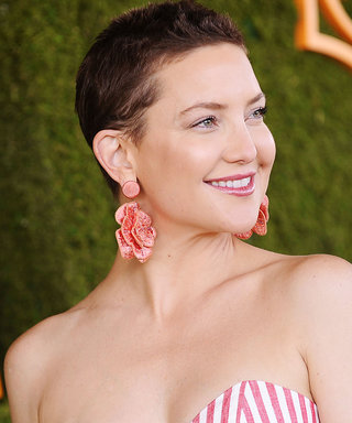 Kate Hudson Thought She'd Be a Pop Singer Until This Changed Her Mind