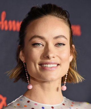 Olivia Wilde's Black One-Piece Swimsuit Has the Most Unexpected Details