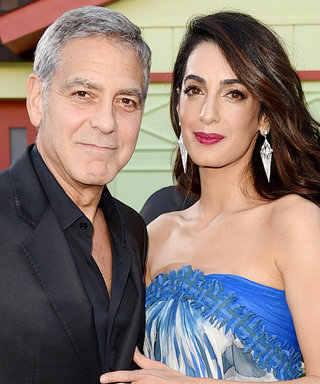 George and Amal Clooney Are Model Citizens, Offer Earbuds to Passengers on Flight with Their Twins
