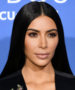 This Unexpected Skincare Trick Gets Kim Kardashian Glowing Like a Goddess