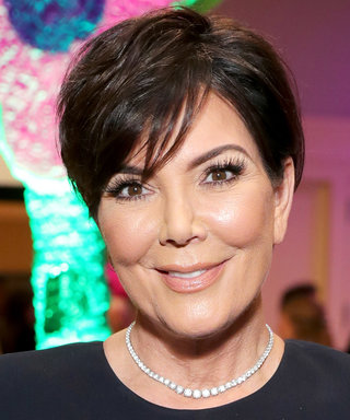 Kris Jenner Kicks Off 2018 by Dyeing Her Hair Platinum Blonde