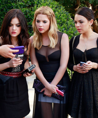 This Pretty Little Liars Star Just Got Engaged and Her Ring Is Massive