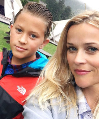Reese Witherspoon's Son Deacon Has the Most Beautiful Eyes