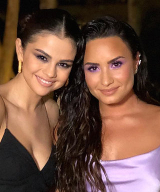 Selena Gomez and Demi Lovato Have an Epic Reunion at the InStyle Awards 2017
