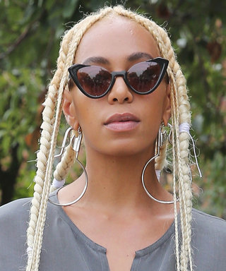 Solange Knowles Speaks Out After a Magazine Cover Photoshopped Her Braids