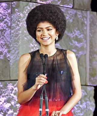 Zendaya Makes Daring Style Choices for This Super Inspiring Reason