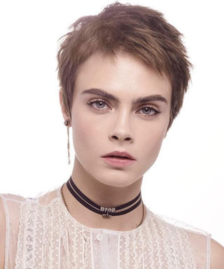 Cara Delevingne Is the Star of Dior's NewSkincare Line