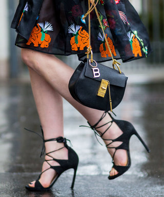 The One Mistake You're Making With Your Heels