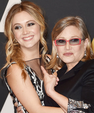 Billie Lourd Has a Classic Carrie Fisher Story About Her Mom's Tattoo Gone Wrong