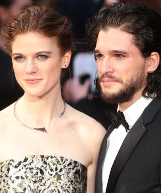Rose Leslie Admits She Hasn't Started Planning Her Wedding to Kit Harington
