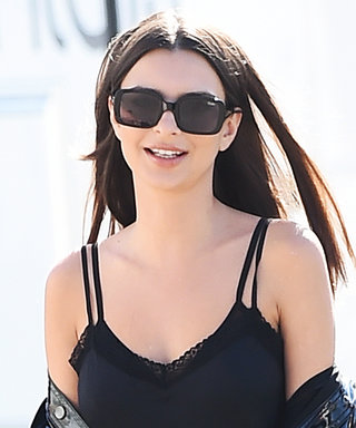 EmRata's Mini Slip Dress Would Work for Any Occasion