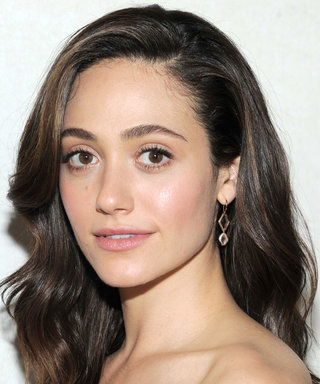 This Is the One Beauty Product Emmy Rossum Always Keeps in Her Makeup Bag
