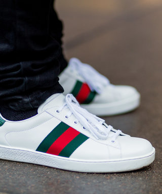 Gucci's Most Affordable Sneakers Can Now Be Personalized With Your Initials