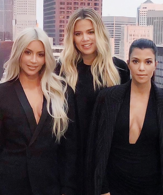 Kim, Kourtney, and Khloé Kardashian Pay an Emotional Visit to Planned Parenthood