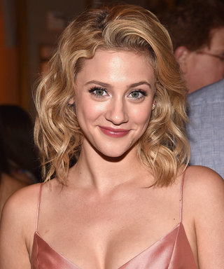 Riverdale's Lili Reinhart Keeps Her Skin Clear with This $14 Clay Mask