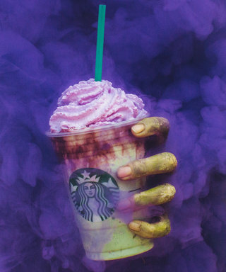 Starbucks's Spooky New Zombie Frappuccino Will Give You Chills