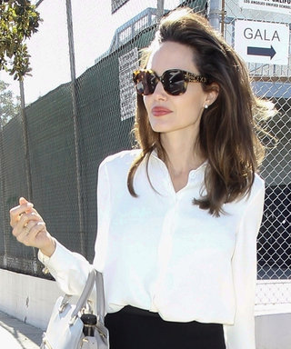 Angelina Jolie's Take on Timeless Style Is Anything but Boring