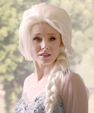 Kristen Bell Dressed Up as an R-Rated Queen Elsa. Is Nothing Sacred?