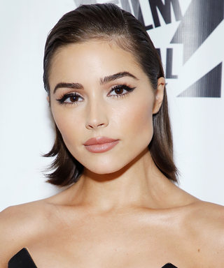 Olivia Culpo Debuts Super Blunt Bangs and Her Makeover Is Completely Chic