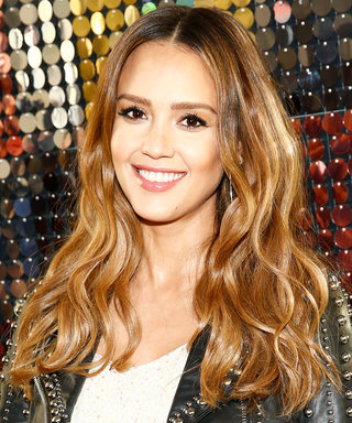 Pregnant Jessica Alba Jokes About the Reason She's Always Wanted a Son
