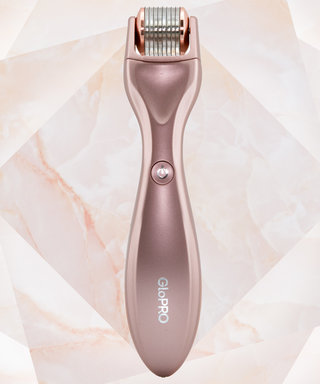 10K of These Rose Gold Microneedling Tools Instantly Sold Out, But You Can Still Score One