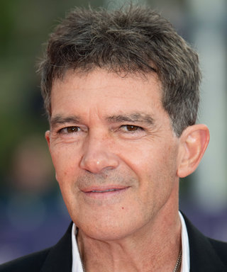 Antonio Banderas Has Chopped Off All of His Hair