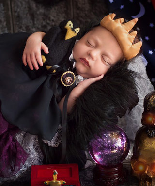 These Newborns Dressed as Disney Villains for Halloween Make Bad Look Oh So Good