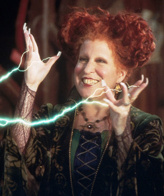 "Bette Midler Slams the Hocus Pocus Remake, Says It'll Be ""Cheap"""
