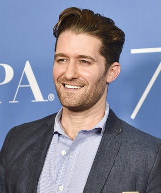 Matthew Morrison Explains Why He Chose an Unusual Name for His Son