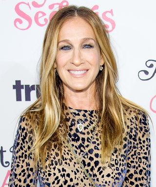 Sarah Jessica Parker Makes the Case for Reycling Red Carpet Attire