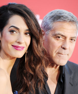 Amal Clooney Brought Her Mom to a Red Carpet and They Look SO Alike