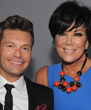 Kris Jenner Says She Texts Ryan Seacrest at 4 A.M.