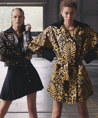 More Than 500 Vintage Versace Items Just Dropped on Farfetch's Website