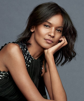 Here Are Spring's Best Sparkly Looks, Modeled by Liya Kebede