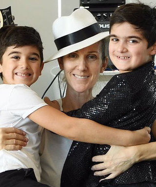 Celine Dion Transformed into Maleficent to Celebrate Halloween with Her Twins