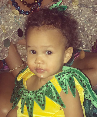 Chrissy Teigen and John Legend's Daughter Luna Was Fruit for Halloween