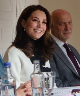 Kate Middleton Hosted a Talk About Maternal Mental Health