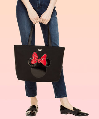 Kate Spade and Disney's Latest Collaboration Will Make Holiday Gifting Way More Fun