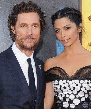It's Matthew McConaughey's Birthday! See Hollywood's Most Stylish Couples in Honor of His Day