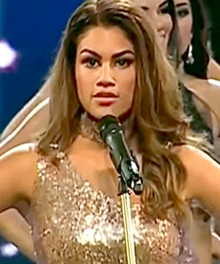 Instead of Body Measurements, Miss Peru Pageant Contestants Shared Stats on Violence Against Women