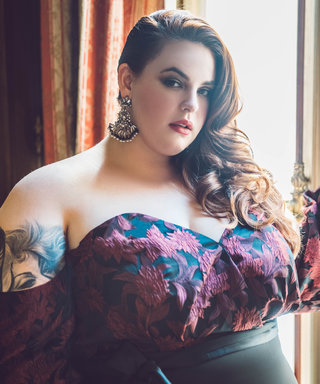 See (and Shop!) the New Eloquii Noir Collection Campaign Featuring Tess Holliday
